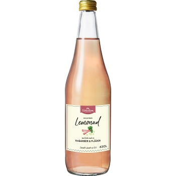 Lemonad Rabarber & fläder 63cl ICA Selection