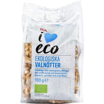 Valnötter Ekologisk 100 g ICA I love eco