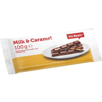 ica basic choklad innehåll