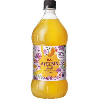 Blandsaft Apelsin Högkoncentrerat 1l ICA