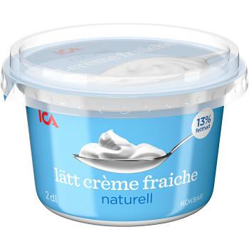 Crème fraiche Lätt 15% 2dl ICA