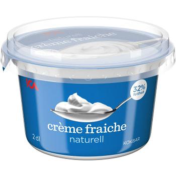 Crème fraiche 34% 2dl ICA