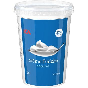 Crème fraiche 34% 5dl ICA
