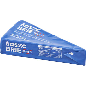 Brieost 200g ICA Basic