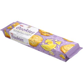 Cookies Citron och vitchoklad 150g ICA