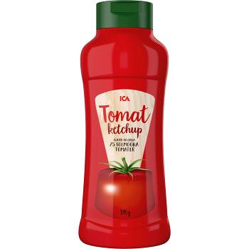 Tomatketchup 970g ICA