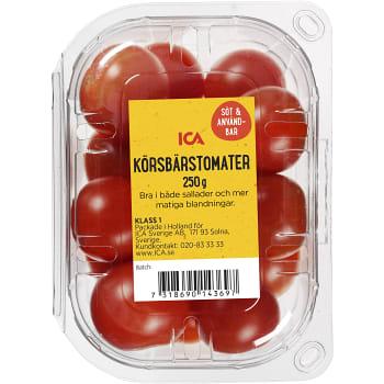 Körsbärstomater 250g ICA