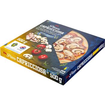 Pizza Capricciosa 500g ICA