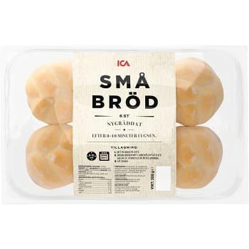 Småbröd 6-p 300g ICA