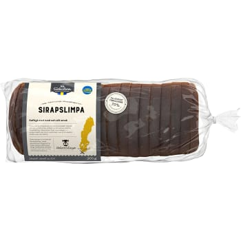 Sirapslimpa 900g ICA Selection