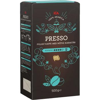 Presskaffe Presso Malet 500g ICA