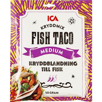 Kryddmix Fishtaco 50g ICA