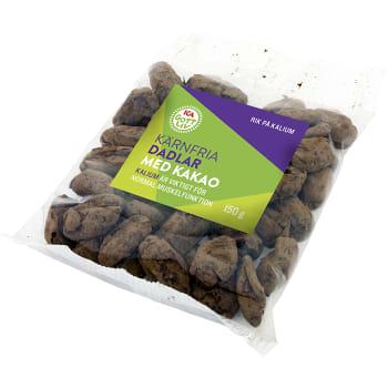 Dadlar Kakao 150g ICA Gott Liv
