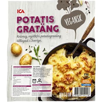 Potatisgratäng Mjölkfri 800g ICA