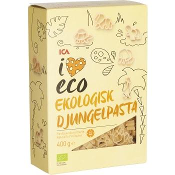 Djungelpasta Ekologisk 400g ICA I love eco