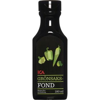Grönsaksfond 180ml ICA
