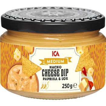 Dip Cheese 250g ICA