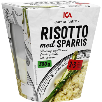 Risotto med Sparris 300g ICA