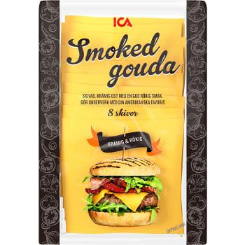 Hamburgerost Smoked 160g ICA