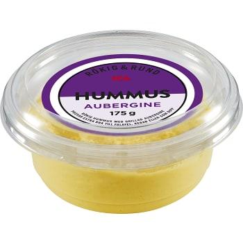 Hummus Aubergine 175g ICA
