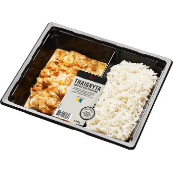Thaigryta kyckling ris 400g ICA