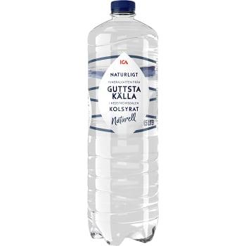 Vatten Kolsyrad Naturell 150cl ICA