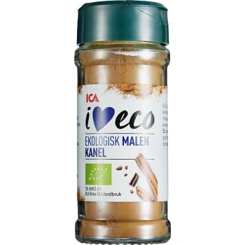 Kanel Malen Ekologisk 37g ICA I love eco