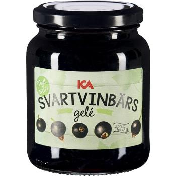 Gelé Svartvinbär