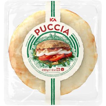 Pitabröd Puccia 230g ICA