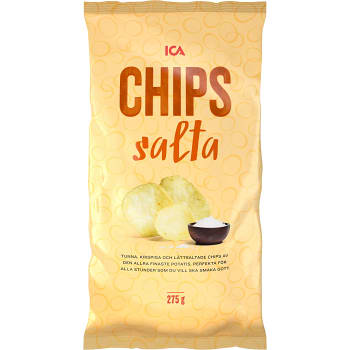 Chips Salta 275g ICA