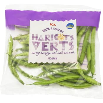 Haricots Verts 150g ICA