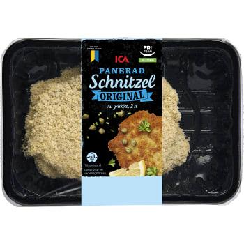 Panerad schnitzel Glutenfri 300g ICA