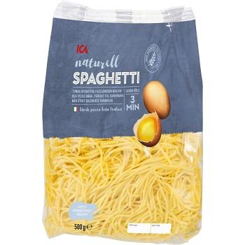 Pasta Spaghetti Färsk 500g ICA
