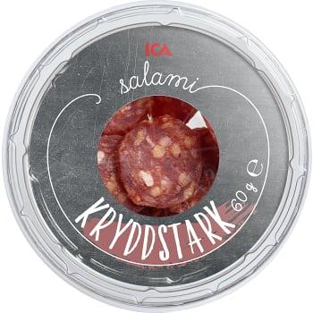 Salami Kryddstark 60g ICA