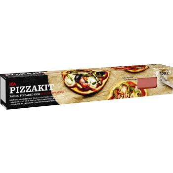 Pizzakit 1-p 600g ICA