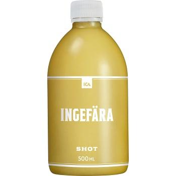 Shot Ingefära 500ml ICA