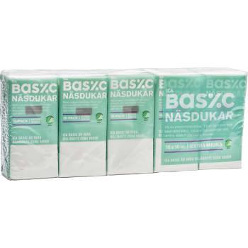 Näsduk 10-p ICA Basic