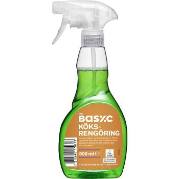 Köksrengöring 500 ml ICA Basic