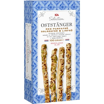 Oststänger 100g ICA Selection
