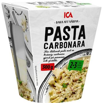 Pasta Carbonara med skinka 300g ICA