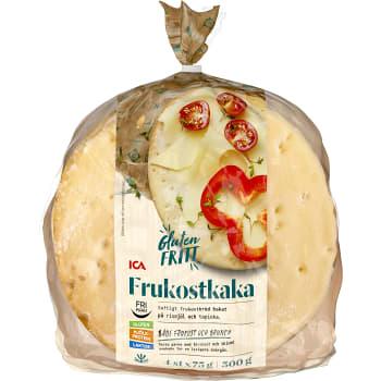 Bröd Hönökaka Glutenfri Fryst 300g ICA
