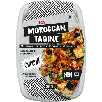 Färdigmat Morroccan Tajine Oumph Fryst 380g ICA