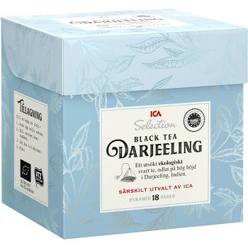 Darjeeling black tea 18-p ICA Selection