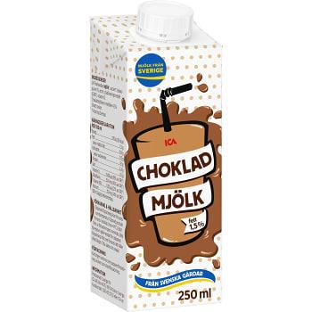 Chokladmjölk 250ml ICA