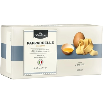Pappardelle Select 500g ICA