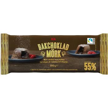 ica blockchoklad innehåll