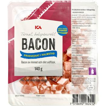 Bacon Tärnat 140g ICA