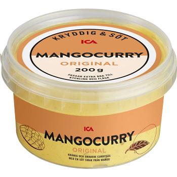Mangocurrysås