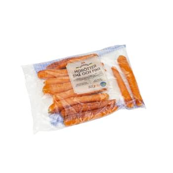 Små fina morötter 500g Klass 1 ICA