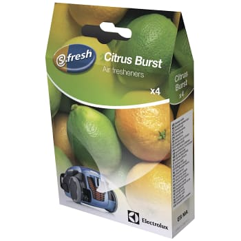 Dammsugardeo Citrus 4-p Electrolux